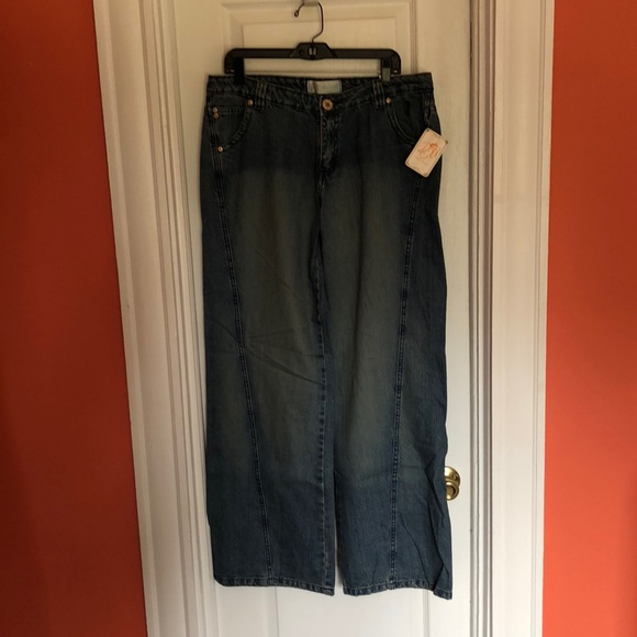 Denim - NWT Bell Bottom Jeans